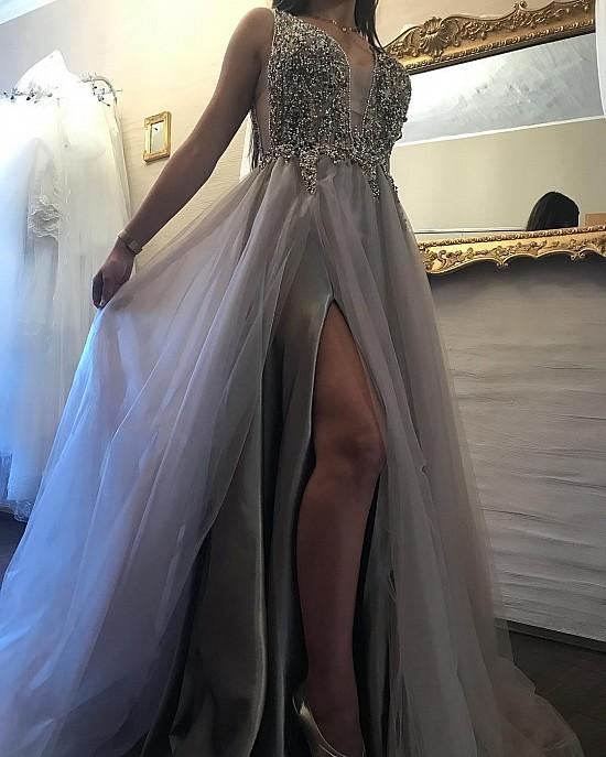 Abendkleider designer gunstig