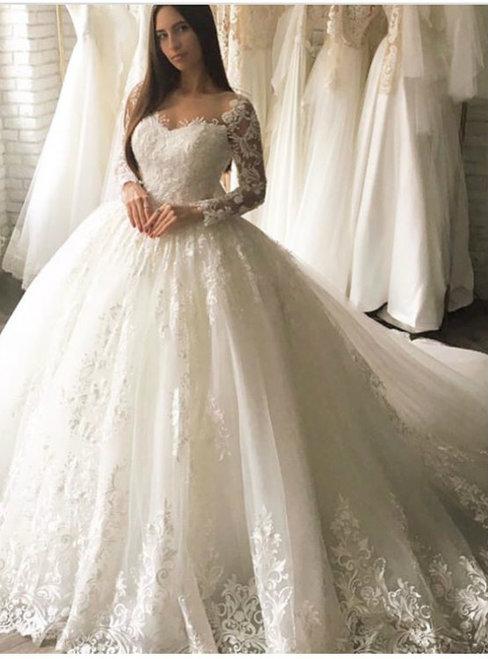 new style 1b8bd 4269b Brautkleider Günstig :: Verkaufen Hochzeitskleider Mit Ärmel ...